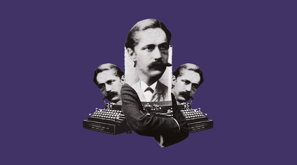 Daniel Paul Schreber, que viveu entre o final do século 19 e o início do século 20