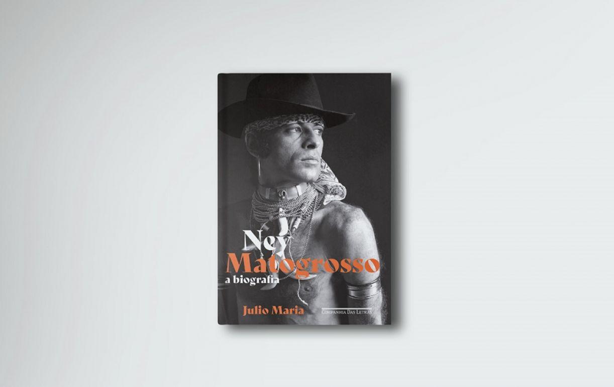 Lançamento da biografia marca as comemorações dos 80 anos do artista