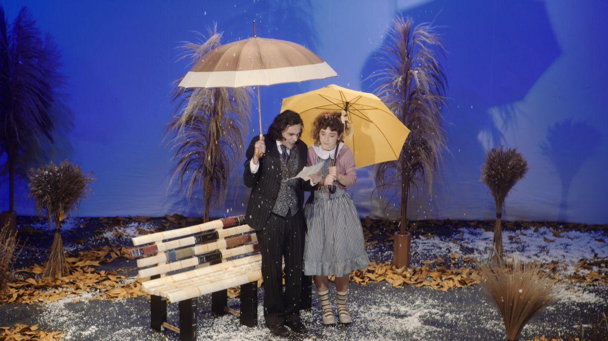 Espetáculo conta o possível encontro de Kafka com uma menina que perdeu sua boneca favorita