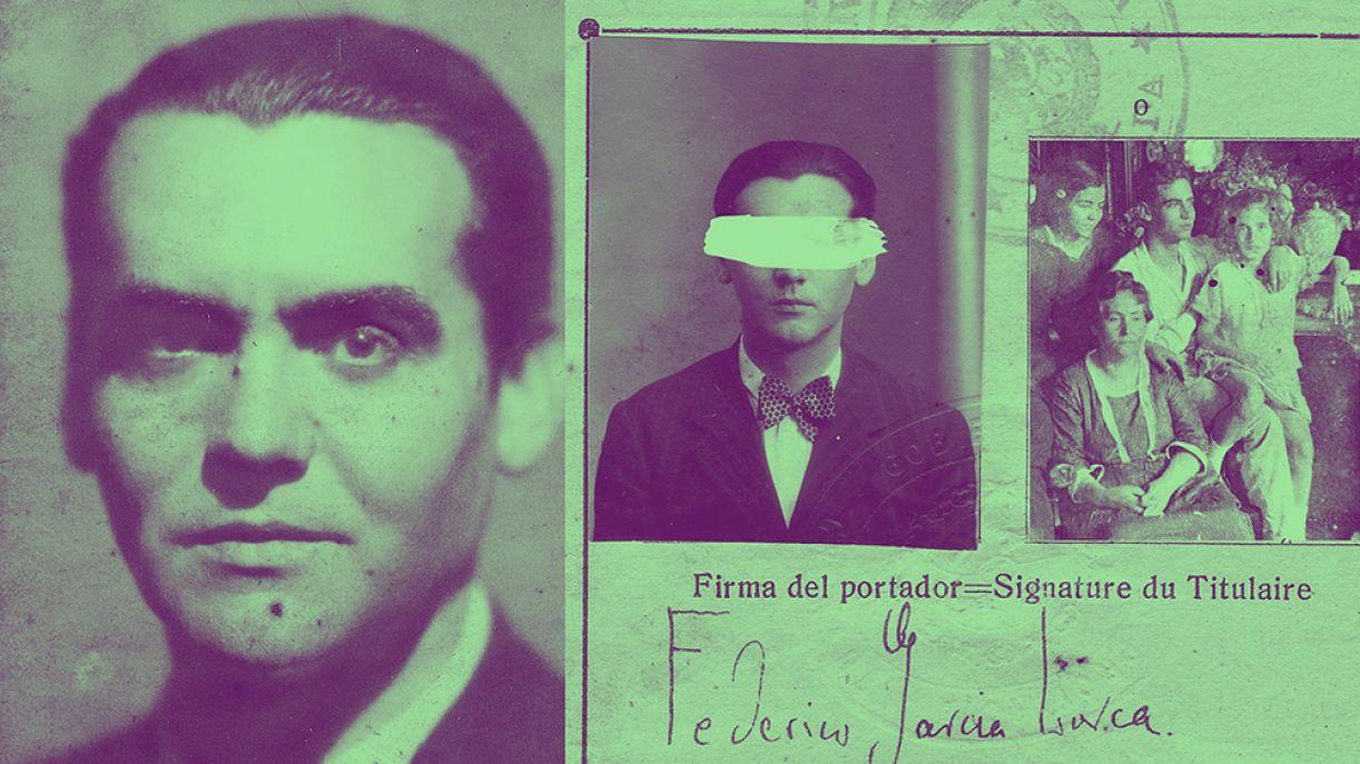 """""""A face que devemos encarar é a de um Lorca distante de um paladino de esquerda, próximo à de um poeta político"""""""