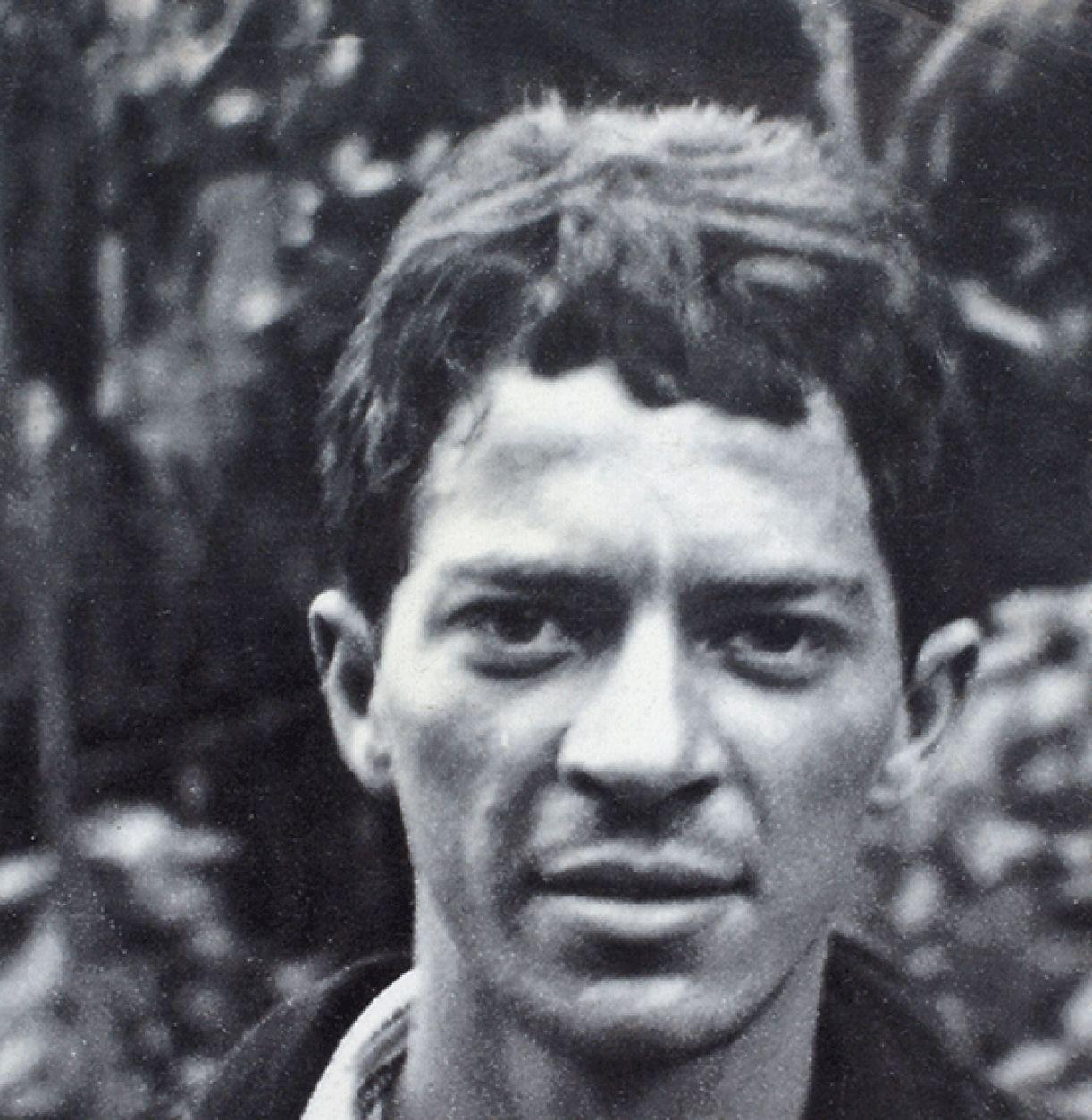 O artista e militante ítalo-brasileiro Antonio Benetazzo