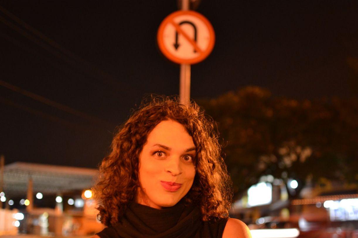 Amara Moira, uma das figuras de maior destaque nos debates transfeminista e putativista