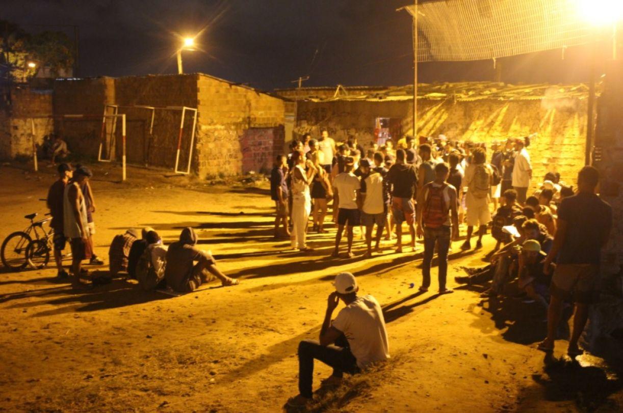 Imagem do recital Boca no Trombone na terça, dia 19/12, no Recife