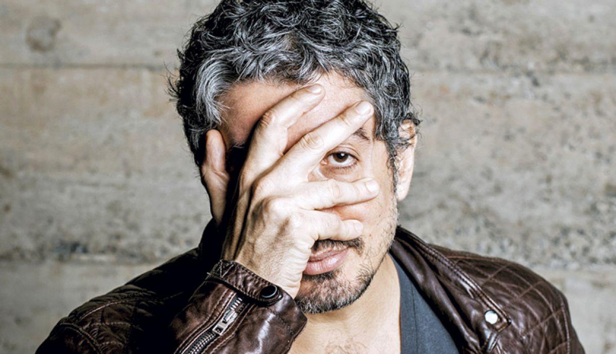 O ator Michel Melamed