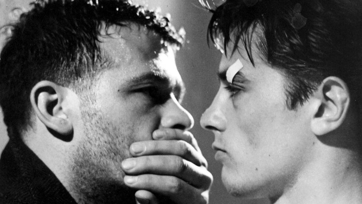 Cena do filme 'Rocco e seus irmãos' (1960), de Luchino Visconti