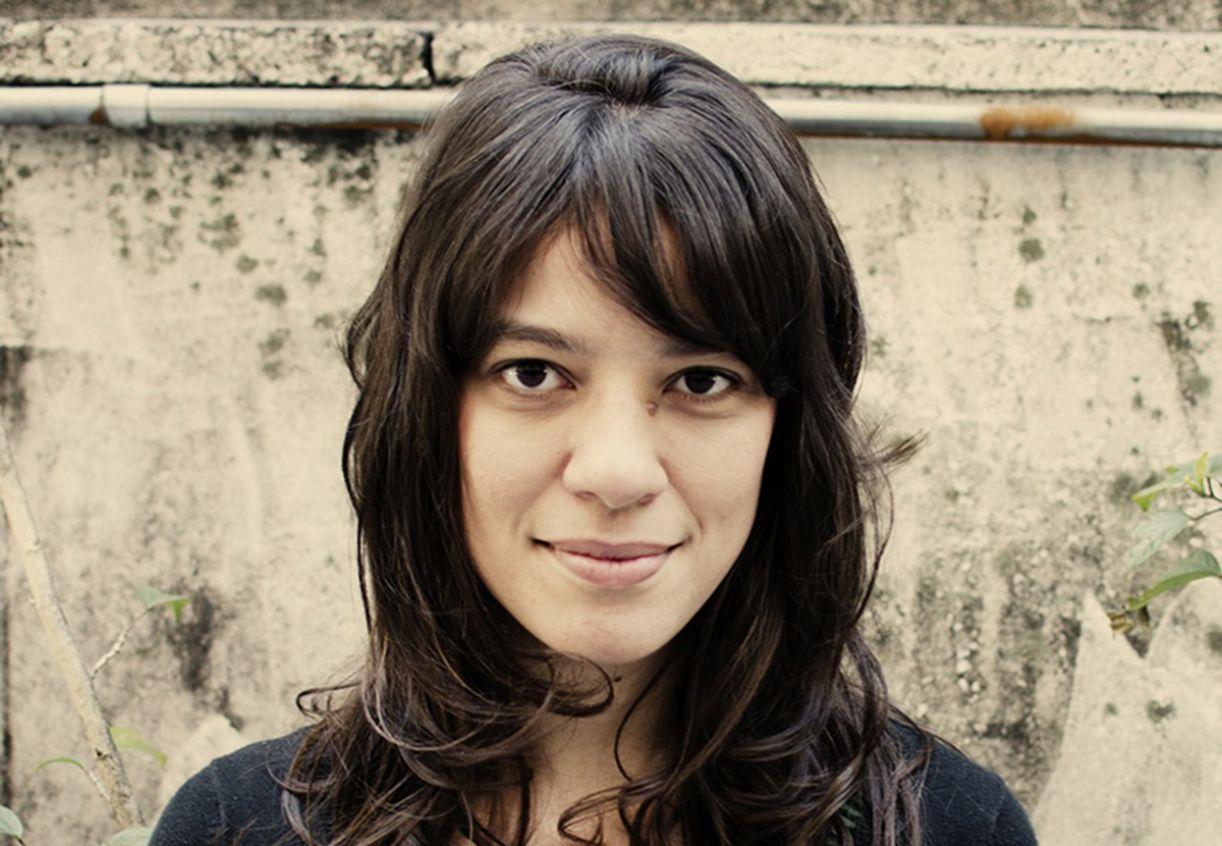 A cineasta Gabriela Amaral Almeida