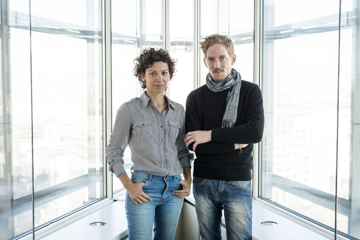 Bárbara Wagner e Benjamin de Burca participam pelo segundo ano consecutivo da Berlinale