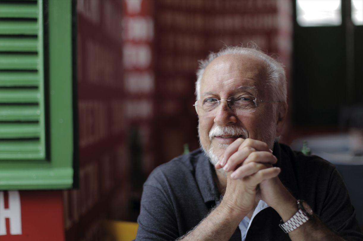 O músico Roberto Menescal