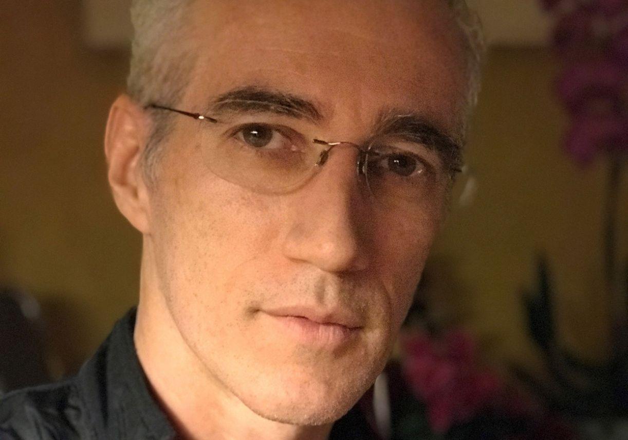 O diretor do filme 'Ex-Pajé', Luiz Bolognesi