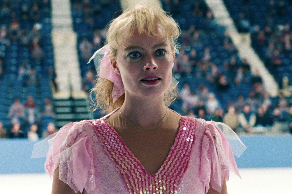 Cena do filme biográfico 'Eu, Tonya', sobre a ex-patinadora norte-americana Tonya Harding