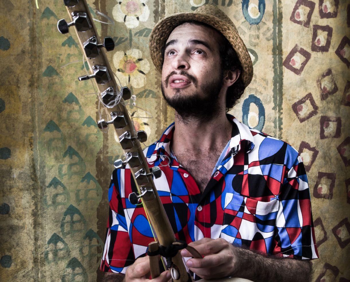 Gilú Amaral, um dos organizadores do festival, mostra trabalho solo no dia 16 deste mês