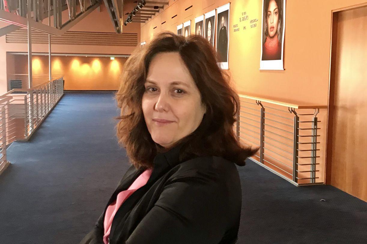 Maria Augusta Ramos, diretora de