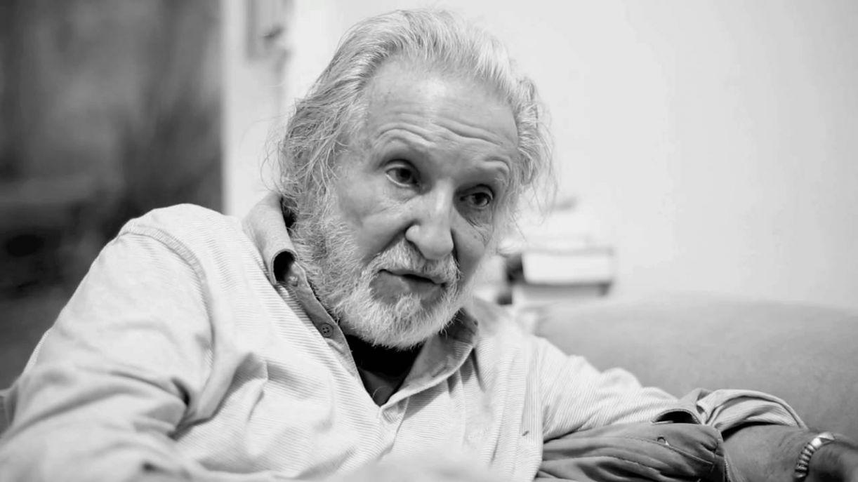 O cineasta Ruy Guerra