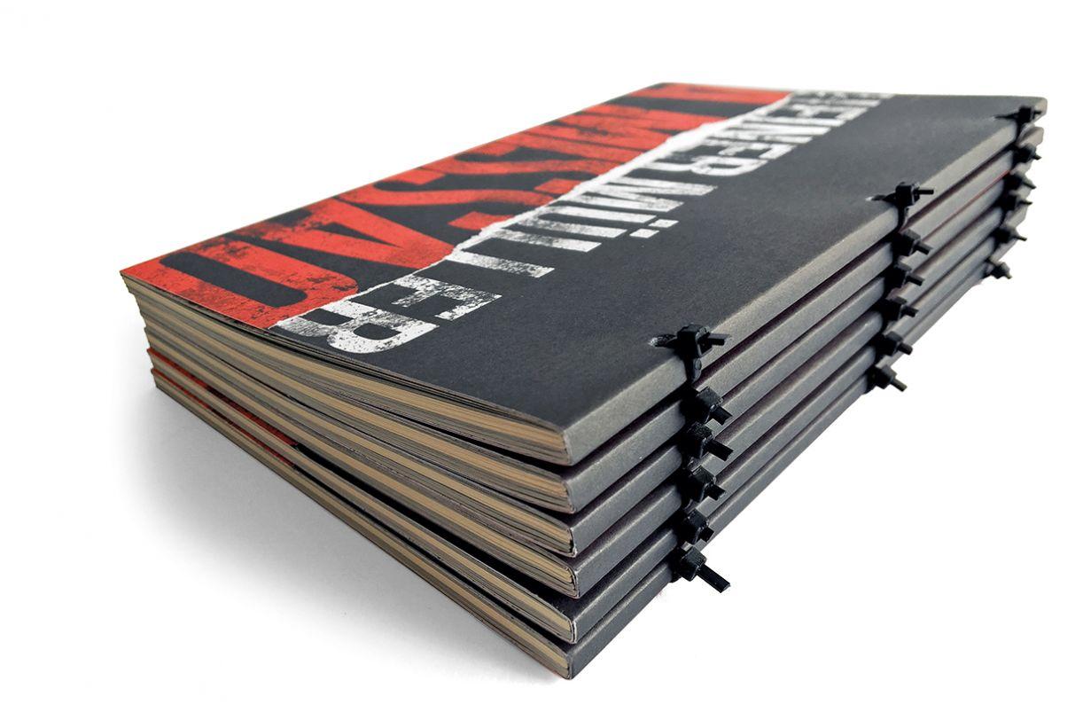 Publicação da obra de Heire Muller pela n-1 traz um rasgão individualizado na capa