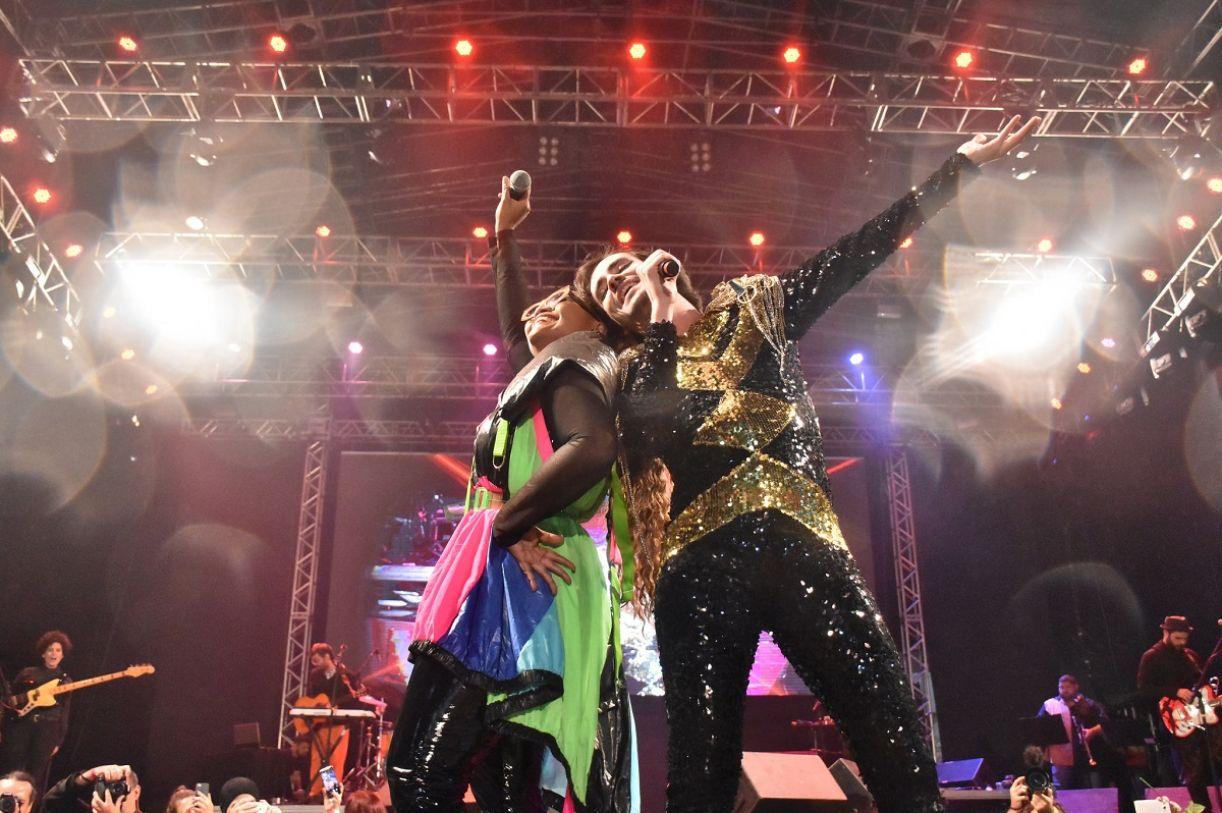 Discussão de gênero marcou a penúltima noite do FIG, com shows de artistas como Gaby Amarantos e Johnny Hooker