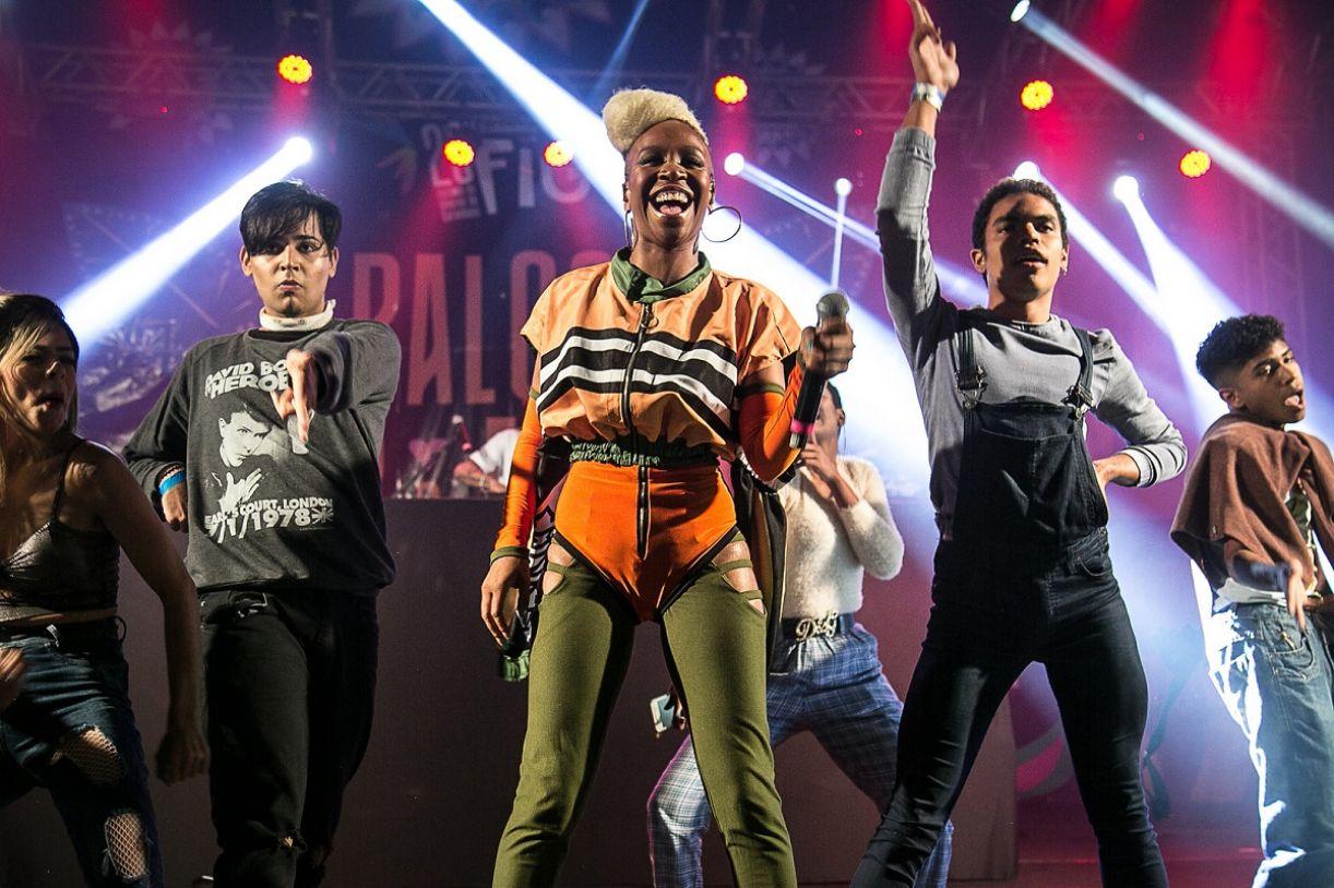 Juventude negra e LGBT subiu ao Palco Pop para