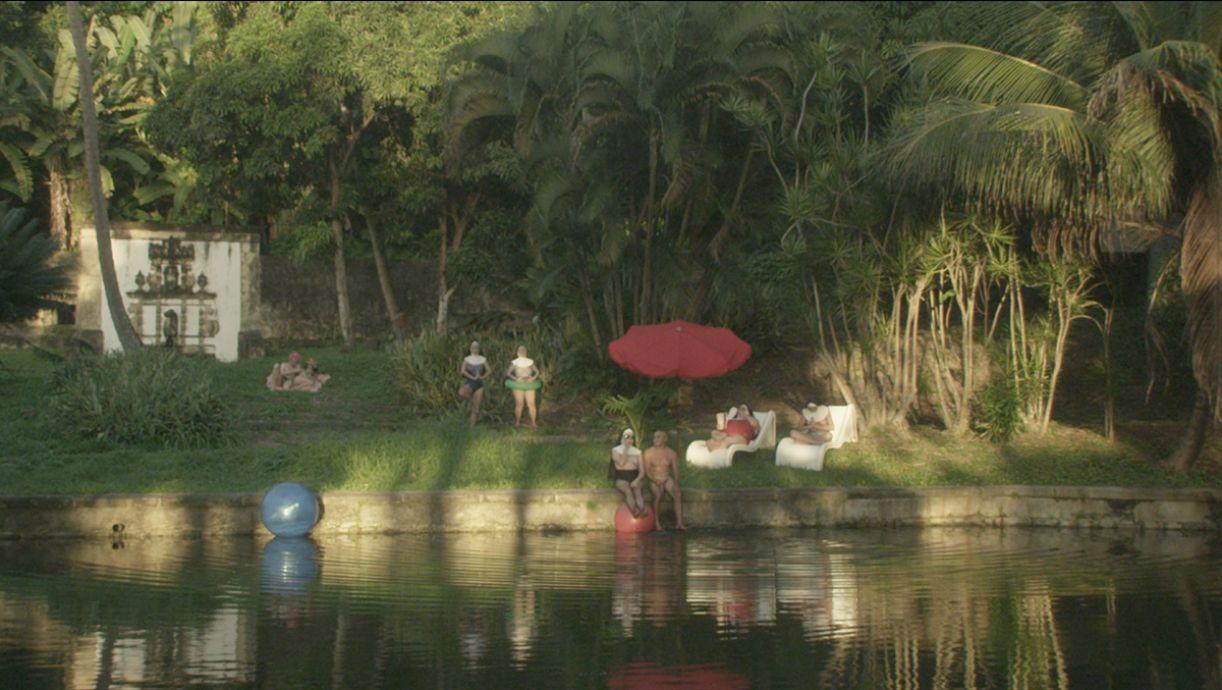 Cena do filme paraibano 'Sol Alegria'