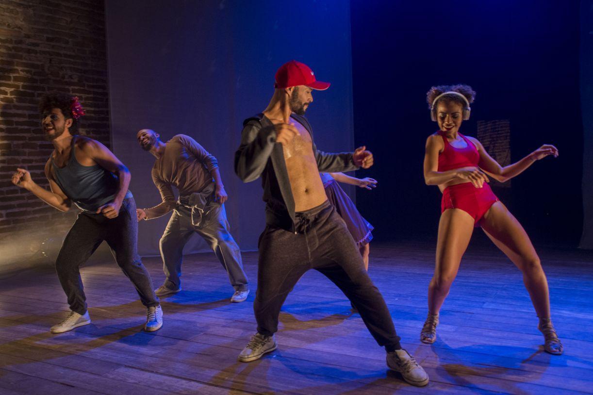 O espetáculo 'Tijolos do esquecimento', do Recife, participou da 21ª edição