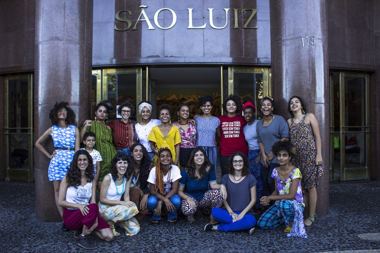 Mulheres realizadoras do Fincar 2018