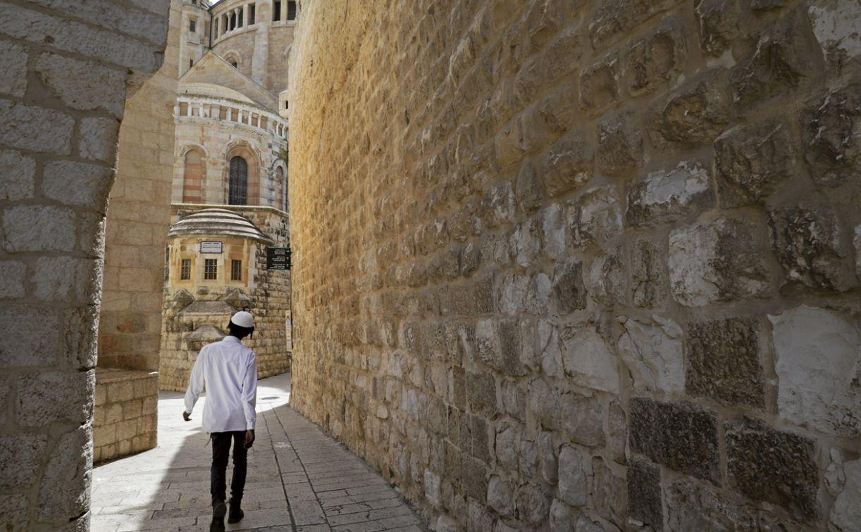 Abadia da Dormição, Jerusalém