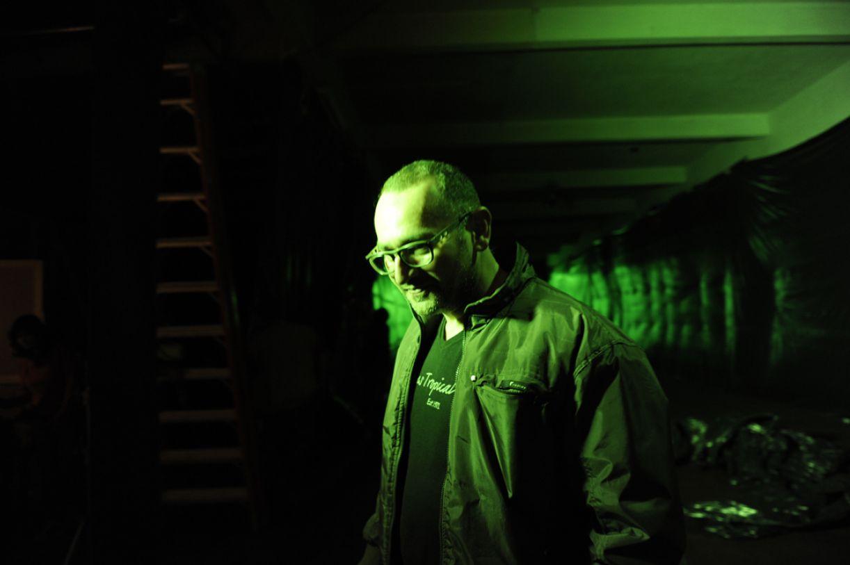 Diretor começou a trabalhar no roteiro ainda em 2009