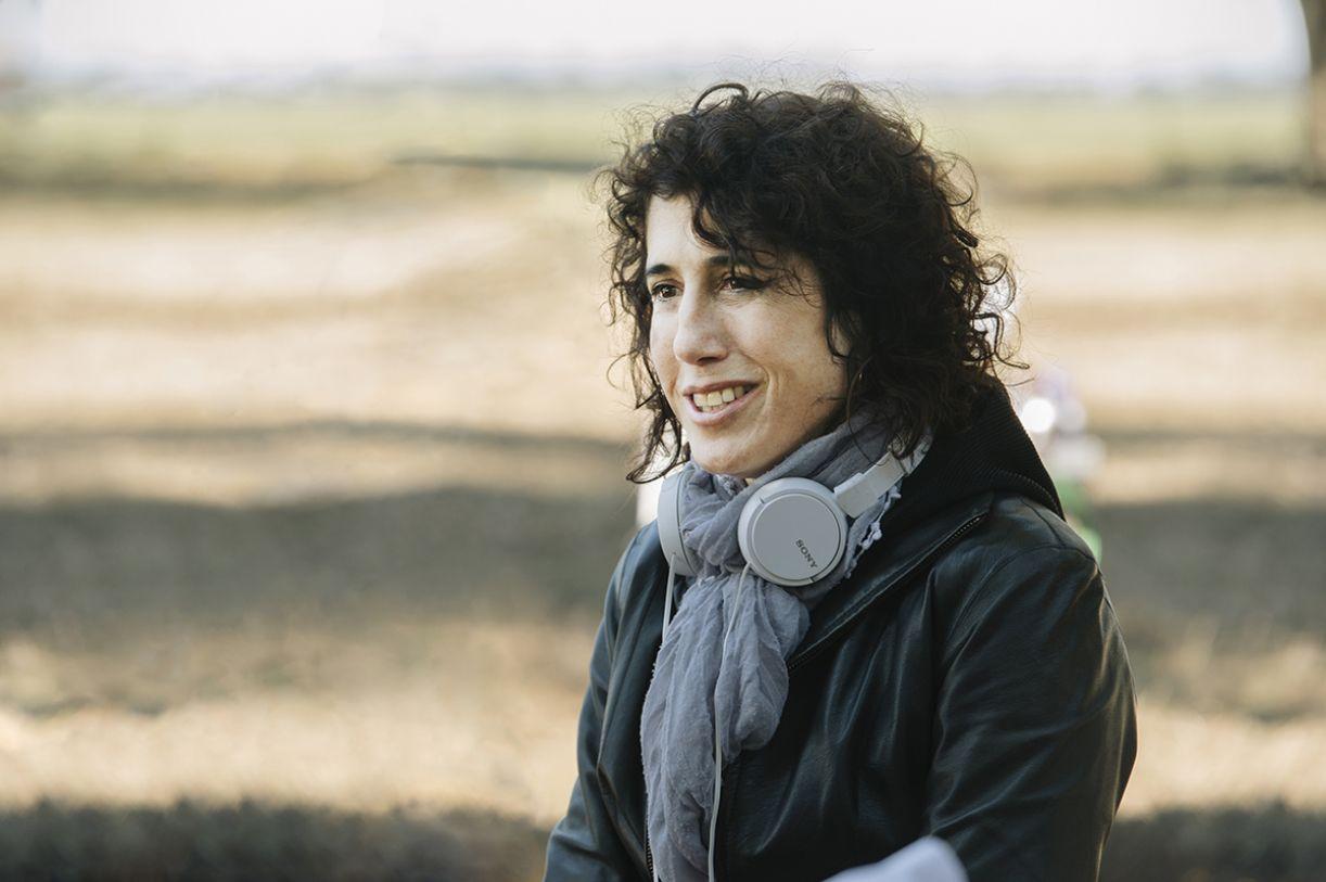 A diretora Jennifer Fox
