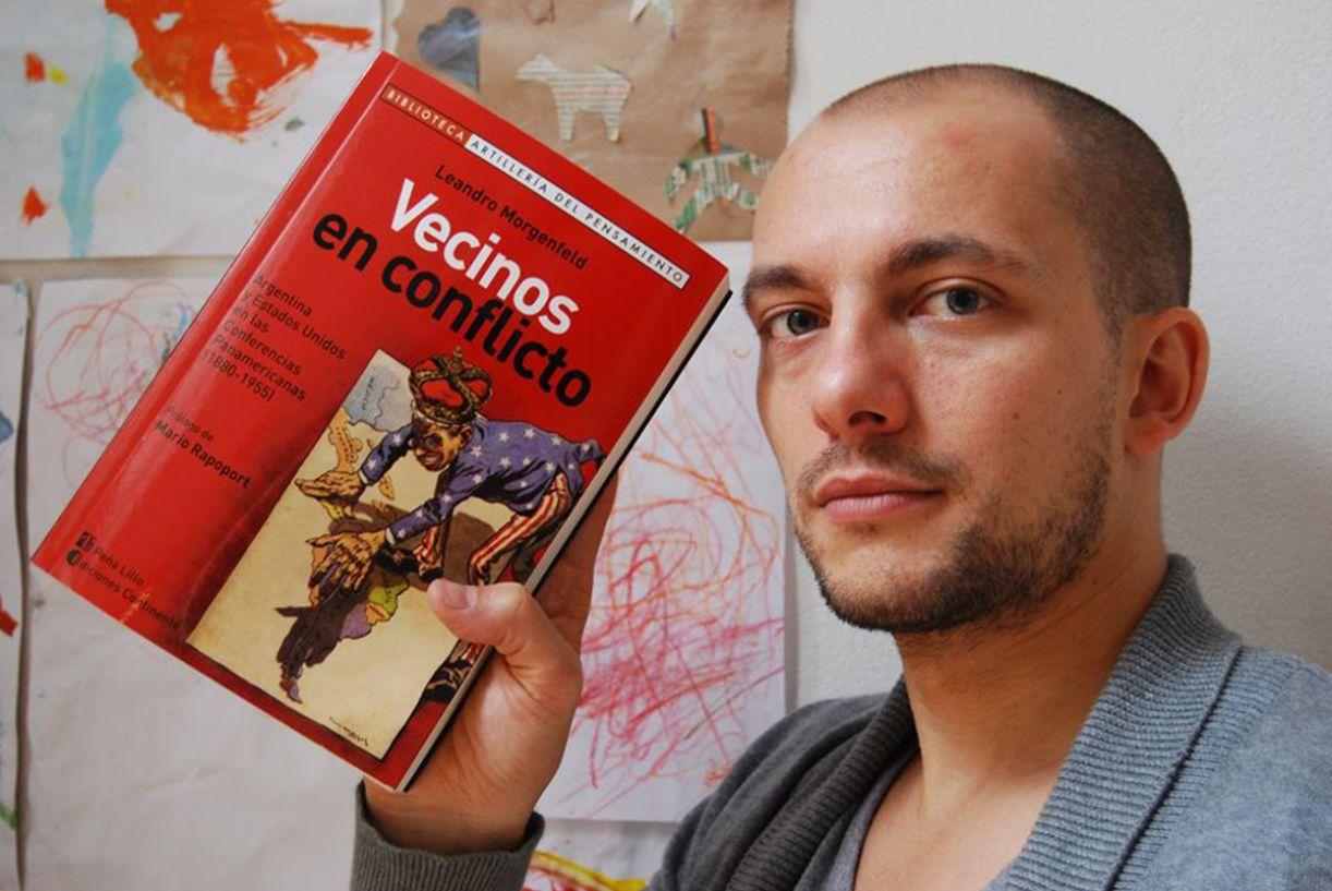 Historiador argentino é autor do livro 'Vecinos en conflicto', sobre a relação entre seu país e os EUA