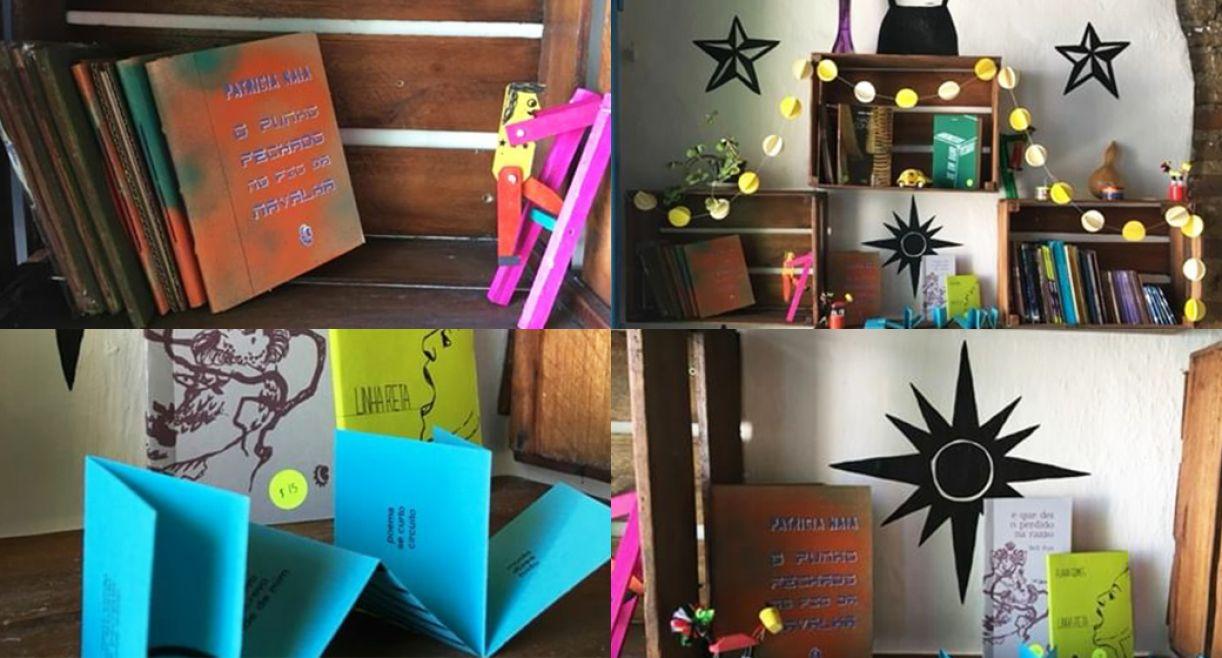 Imagens da Livraria & Sebo do Pátio