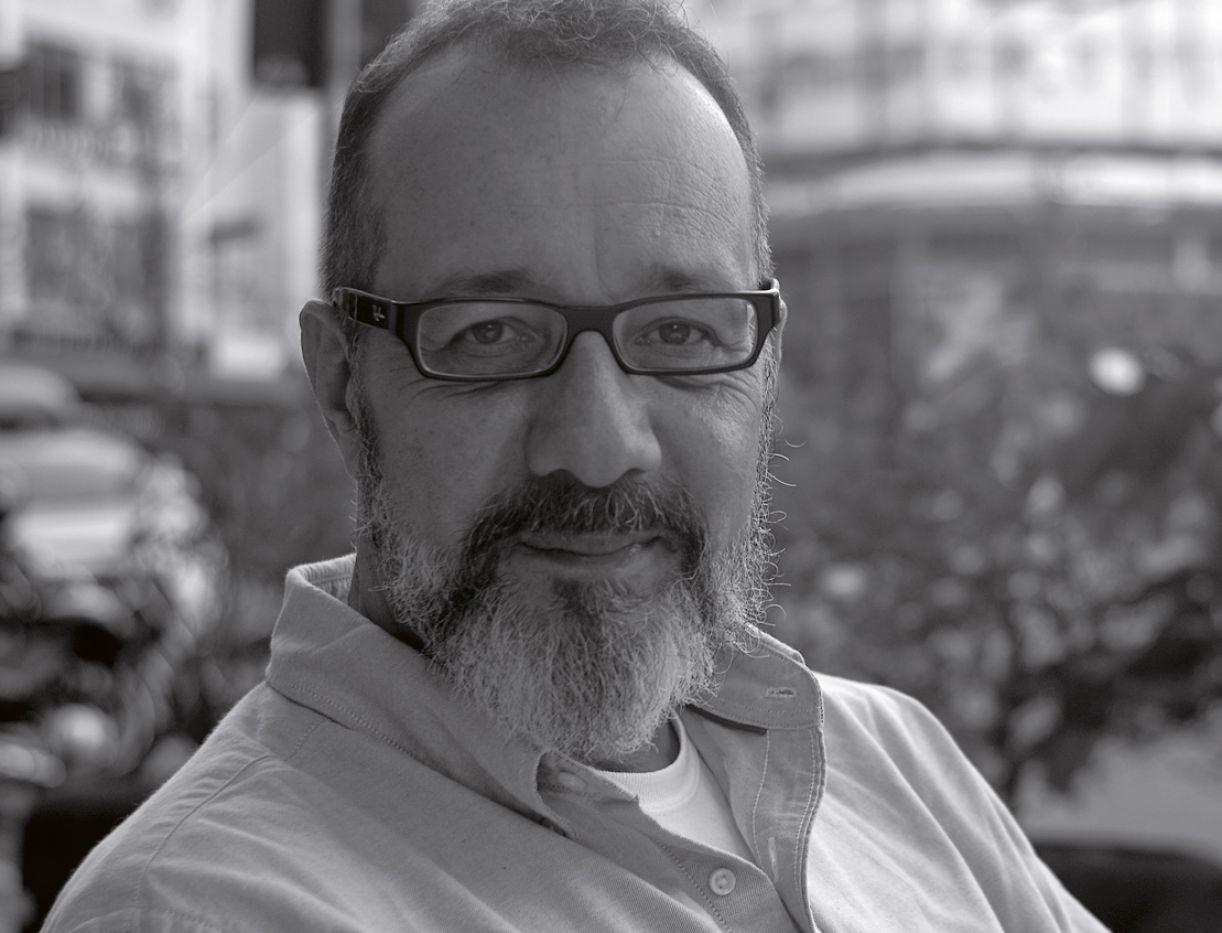 O psicanalista e escritor Gustavo Barcellos