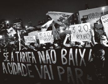 Arte e protesto