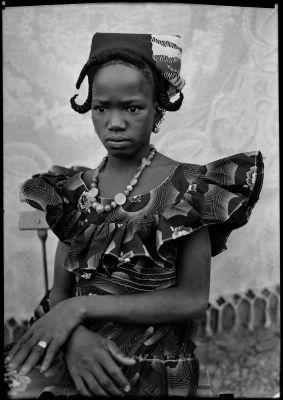 Sem título. Bamako, Mali, 1948-1962. Seydou Keïta/CAAC - The Pigozzi Collection, Genebra/Divulgação