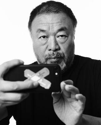 Ai Wei Wei. Foto: Bob Wolfenson/Divulgação