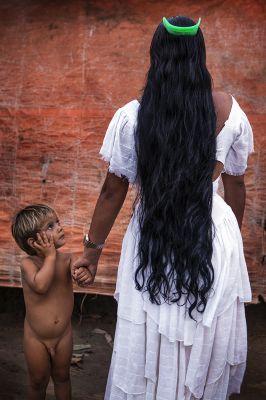 Ciganos de Márcio Lima. 'Terra em transe', Fortaleza, Dragão do Mar