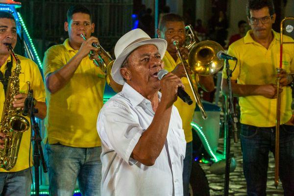 Mestre João Limoeiro. Foto: Breno Laprovitera