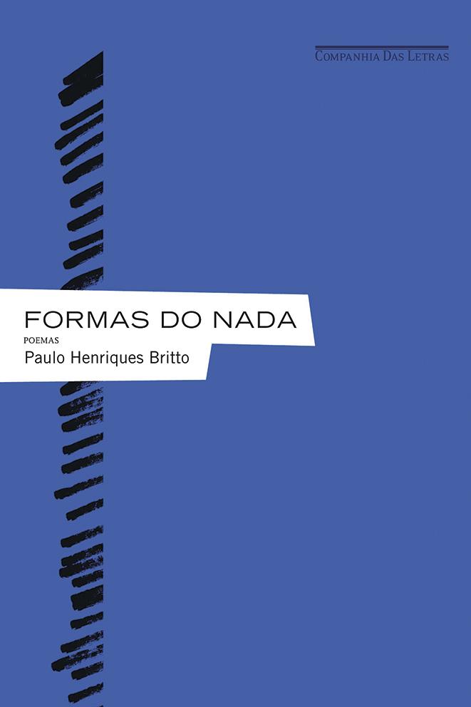 Capa do livro 'Formas do nada'