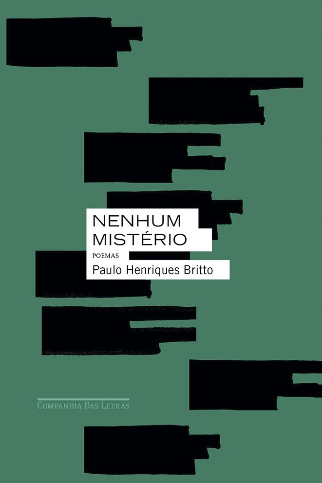 Capa do livro 'Nenhum mistério'